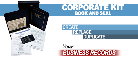 46469c3b19204 Corporate Kit | Minute Book - Seal | Replacing Lost Business Records